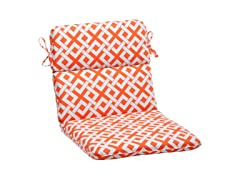 Outdoor Cushions-Boxin-Orange-6 Sizes