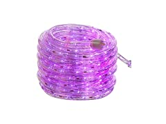 AmazonBasics LED Rope Light, Purple