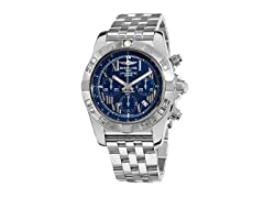 Men's Chronograph Blue Dial