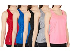 Women's Active Performance Tanks 2-Pack