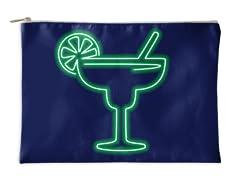 """""""Neon Margarita"""" Accessory Pouch"""