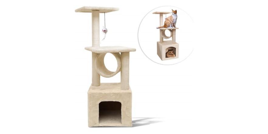 Zone Tech Cat Tower Tree | WOOT