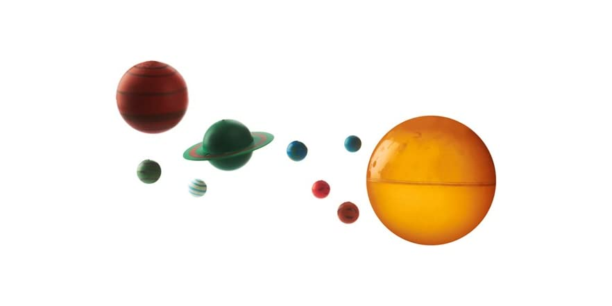 Hanging Glowing Solar System - Kids  Toys-7688