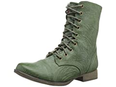 Skechers Starship Boot, Green