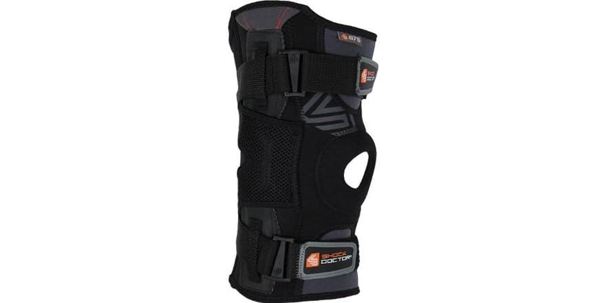 ecc091835c Shock Doctor Maximum Support Compression Knee Brace