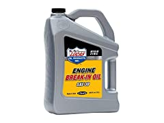 Lucas Oil 5 Quarts SAE 30 High Zinc Engine Oil