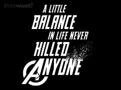 A Little Balance