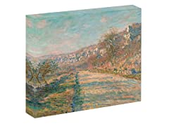 Monet Road of La Roche Guyon, 1880 (2 Sizes)