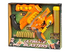 Cranking Cannon & Ball Blaster Set