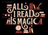 All I read is Magic