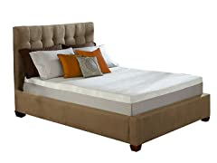 "Gel Memory Foam 8"" Mattress"
