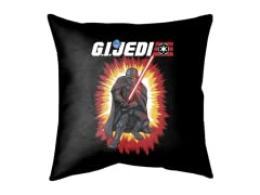 """GI JEDI"" Double Sided Pillow"