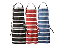 Butcher Stripe Apron - 3 Colors