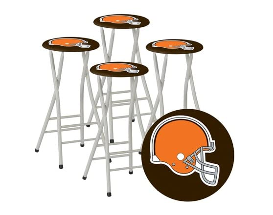 Best Of Times Nfl Bar Stools Set Of 4