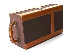 Leather 2-Bottle Wine Box (2 Options)