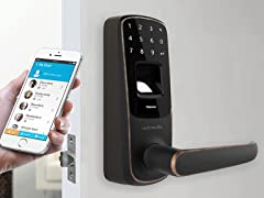 Ultraloq Bluetooth/Fingerprint Smart Lock