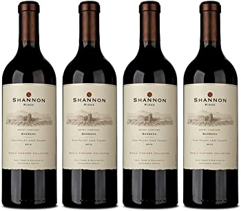 4-Pk. Shannon Ridge Single Vineyard Barbera