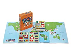Flag Frenzy Game- World