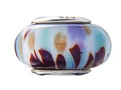 Multicolored Glass Bead