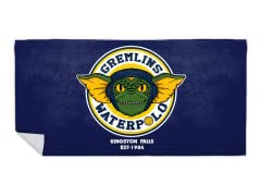 """The Kingston Gremlins"" Beach Towel"