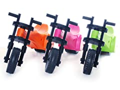 YBike Balance Bike 3-Colors