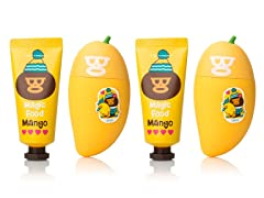 Mango Hand Butter with SPF 50 - 2 Pack