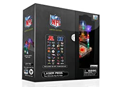 Laser Pegs 24-in-1 NFL Set