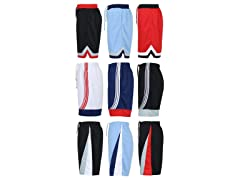 Mens Premium Workout Shorts 3 Pack