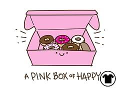 Pink Box Happy