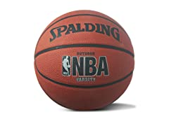 NBA Varsity Outdoor Rubber Basketball