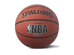 NBA Varsity Outdoor Rubber Basketball