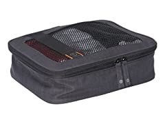 T-Tech by Tumi Packing Cube/Medium, Charcoal