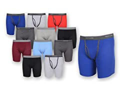 Fruit Of The Loom Assorted Boxer Briefs