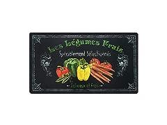 Les Legumes Oversized Mat