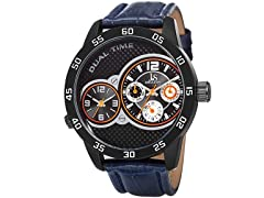 Joshua & Sons Men's Quartz Multifunction Watch