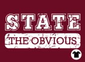 State the Obvious