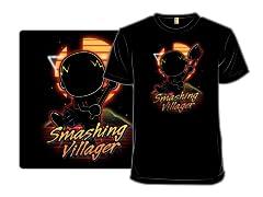 Retro Smashing Villager