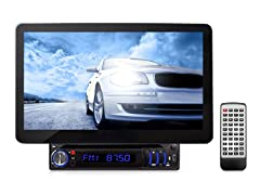 "10.1"" Bluetooth In-Dash DVD Video System"