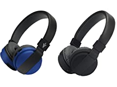 1 Voice Z3N Over-Ear Bluetooth Headphones - Your Choice