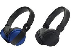 1 Voice Z3N Over-Ear Bluetooth Headphones - Your Choice