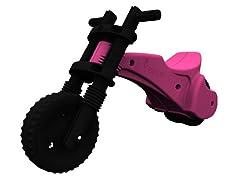 Pink Original YBike Balance Bike