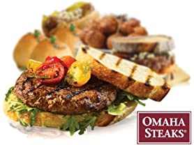 Omaha Steaks Big Game Grill Combo