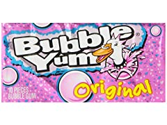 Bubble Yum Original Gum Big Pack, 12 ct