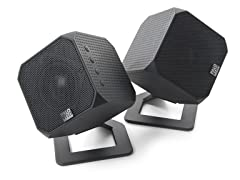 Cubik Digital Speakers - Black