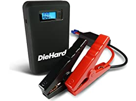 Lithium Ion Jump Starter & Power Bank