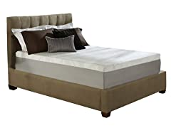14-Inch Luxury Gel Memory Foam Mattress