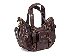 Ju-Ju-Be: Behave Diaper Bag - Brown