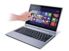 "Acer V5 11.6"" Quad-Core Touch Laptop"