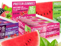 Strong Snax Protein Gummies (12 Pack)