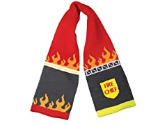 Fireman Knit Scarf